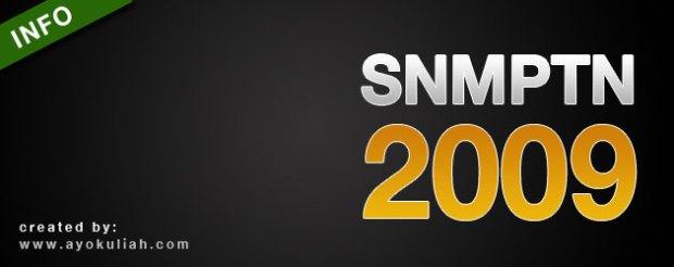 info-snmptn-2009